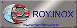 Royal Middle East - Roy.Inox - Logo